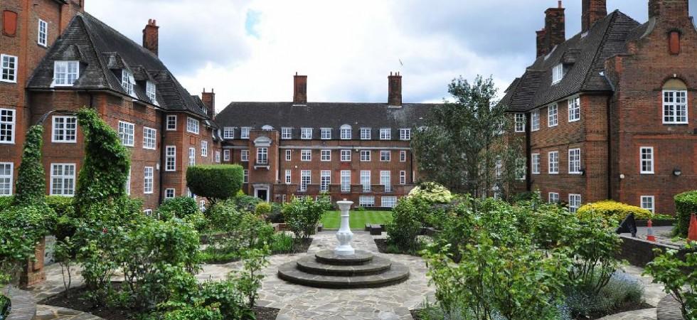 Heathcroft, Hampstead Garden Suburb, NW11
