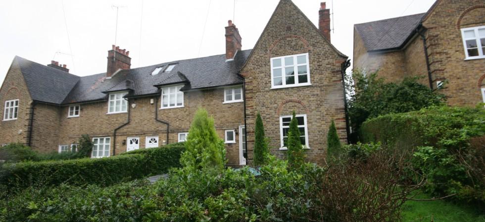 Coleridge Walk Hampstead Garden Suburb NW11
