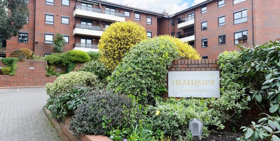 Heathside Finchley Road Golders Green NW11