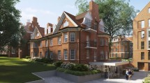 Hampstead Manor, Kidderpore Avenue, NW3