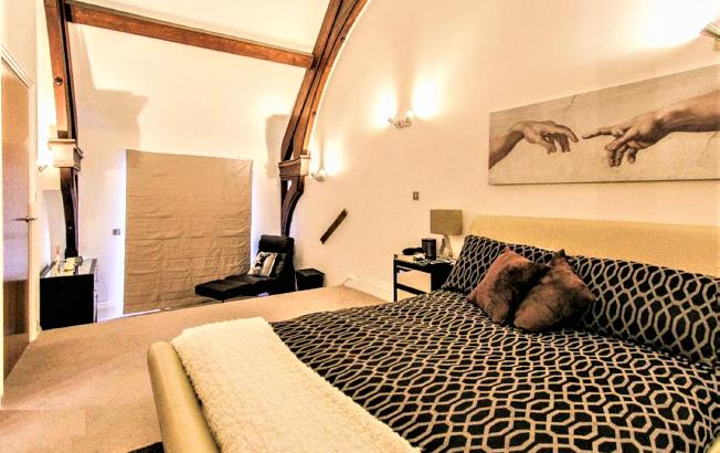 Flat 13- Bedroom