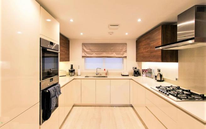 Flat 13- Kitchen