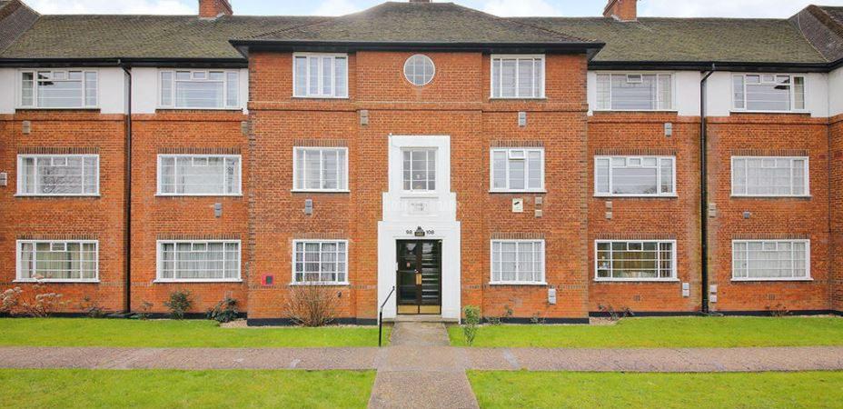 Lyttelton Road Hampstead Garden Suburb N2
