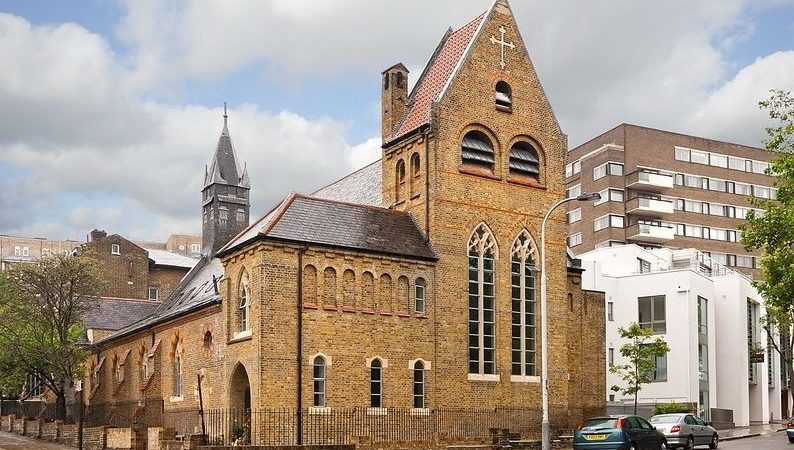 All Souls Church, Loudoun Road, St John's Wood, NW8