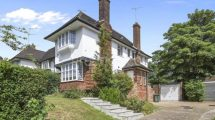 Ossulton Way Hampstead Garden Suburb N2