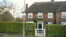 Gurney Drive Hampstead Garden Suburb N2