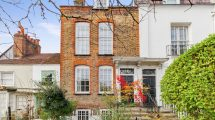 Heath Street Hampstead Village NW3