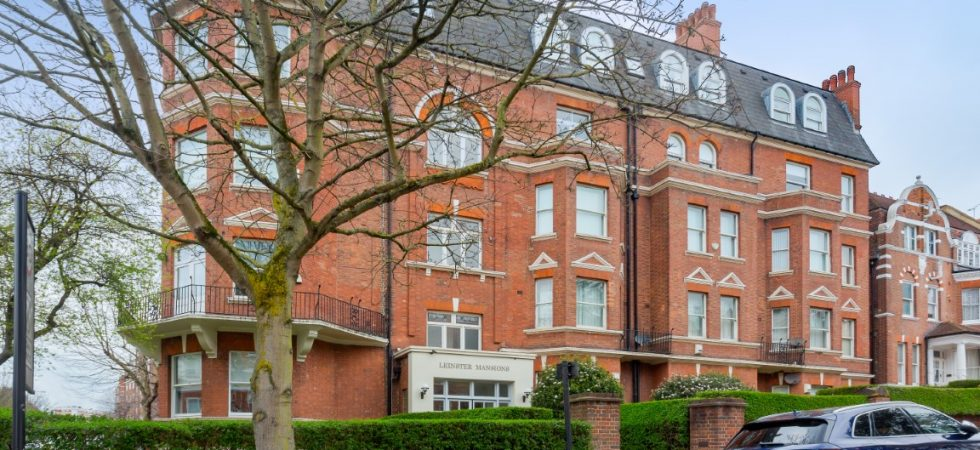 Leinster Mansions Langland Gardens Hampstead NW3