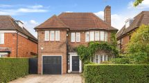 Kingsley Way Hampstead Garden Suburb N2
