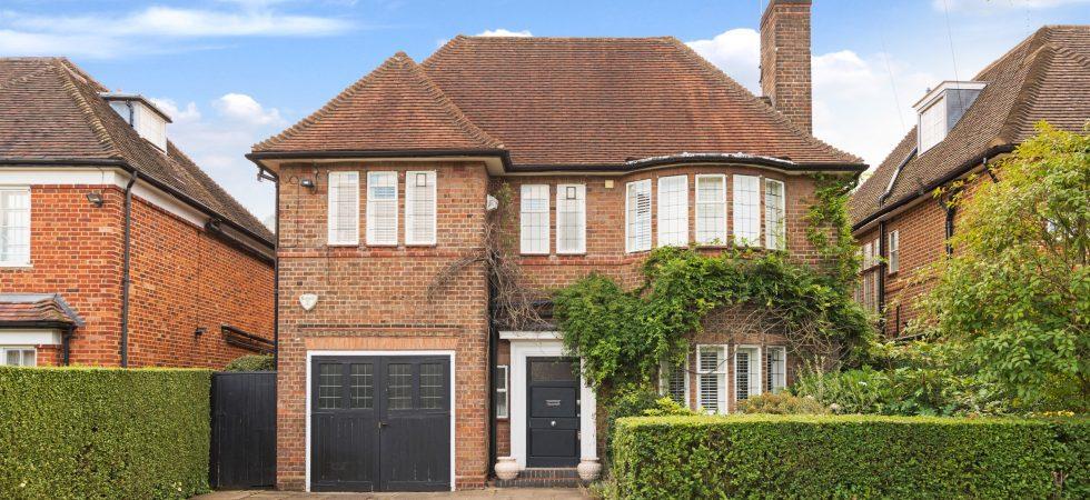 Kingsley Way, Hampstead Garden Suburb, N2