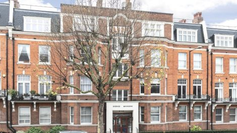 Avenue Mansions Finchley Road Hampstead NW3