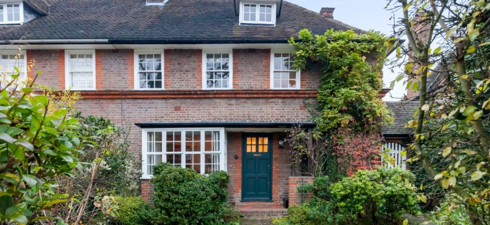 Corringham Road, Hampstead Garden Suburb, NW11
