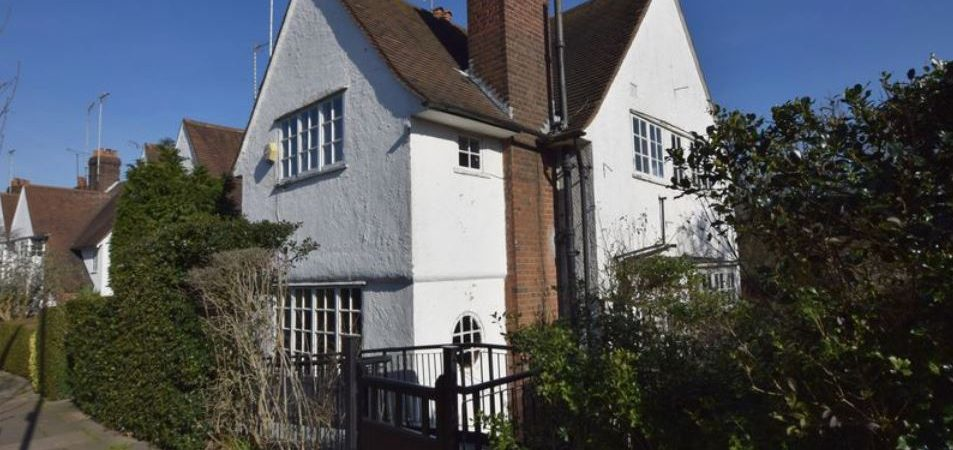 Erkine Hill Hampstead Garden Suburb NW11