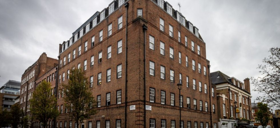Louise House Medway Street Pimlico SW1