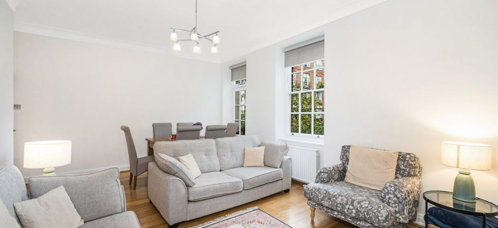 Eyre Court St Johns Wood London NW8