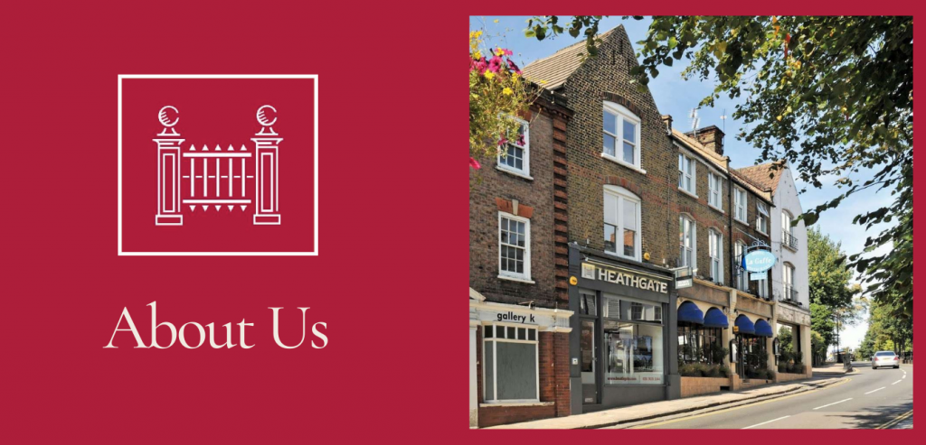 Your local estate agent in Hampstead since 1990, Heathgate has been offering landlords, home sellers, tenants and home buyers a truly premium, highly-trusted service at excellent value.