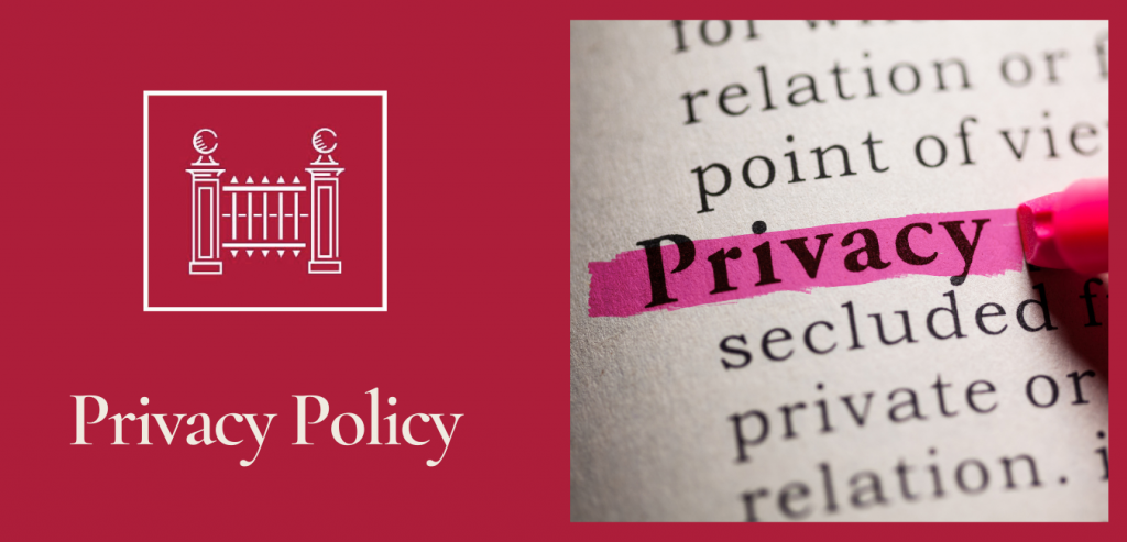 Heathgate Estate Agents is committed to protecting and respecting your privacy.