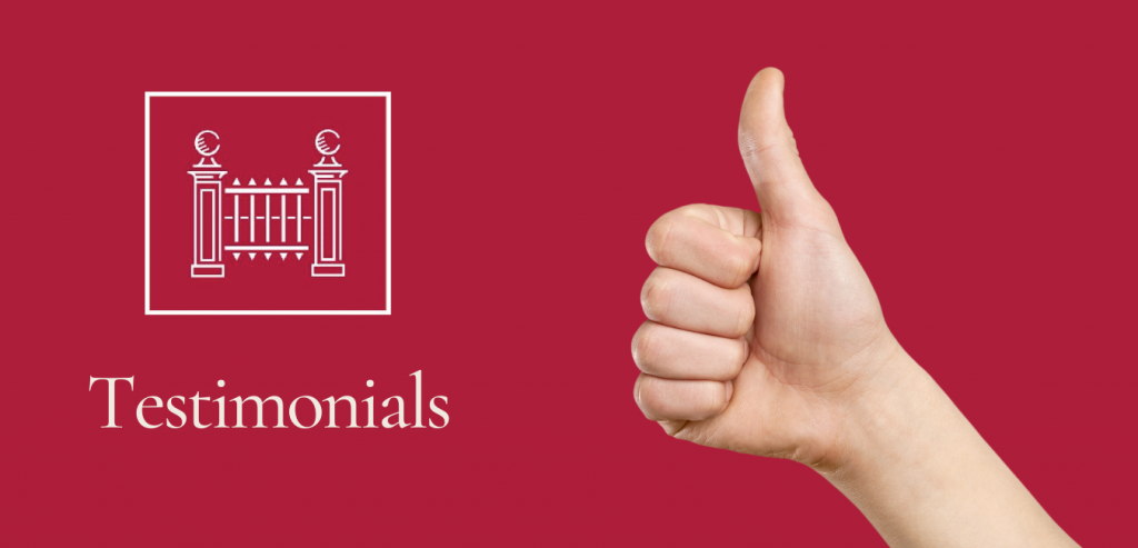 Heathgate your local property experts testimonials. We believe it is the ultimate compliment that we have so many customers who come back to us time and time again, assured by the top class service we provide.